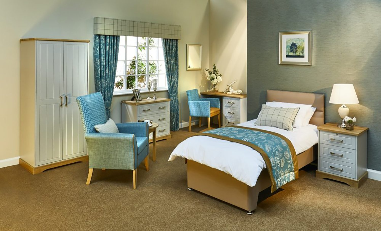 Furniture for care homes